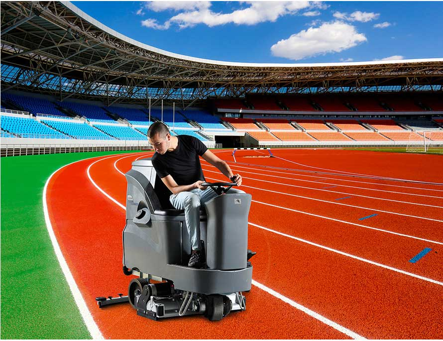高美驾驶式洗扫一体机GM110BTR80