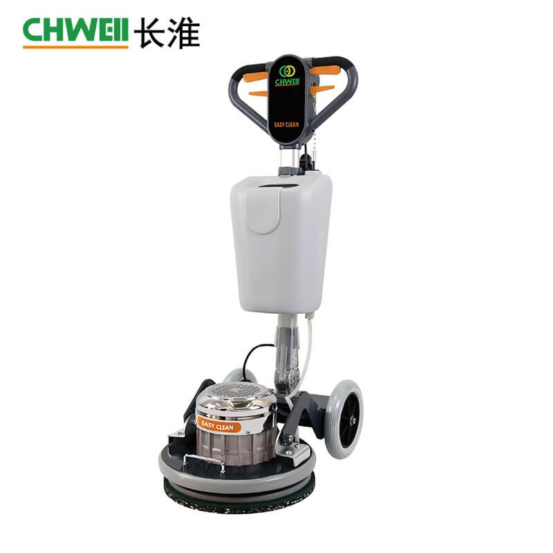 电动刷地机_工商业单擦机_石材抛光晶面机CH-A154H