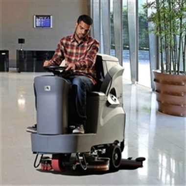 GM110BT70驾驶式洗地车