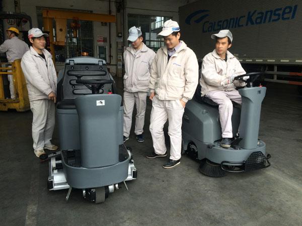 工厂洗地机哪种好?