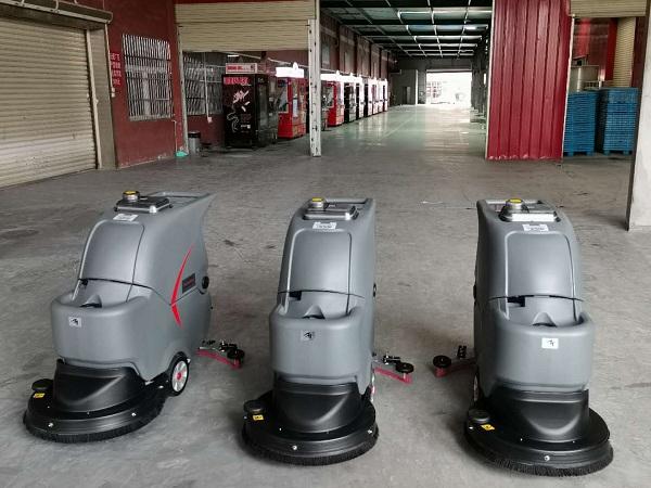 手推式工厂洗地机,手推式工厂扫地车