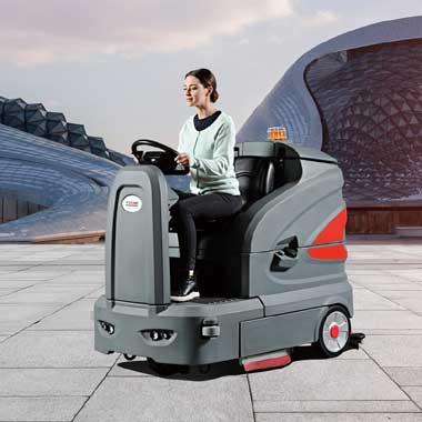 驾驶式洗地机S160 智慧型