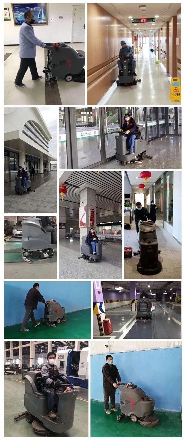 全自動洗地機哪個品牌好,洗地機品牌那個好,高美洗地機,GAOMEI洗地機好不好,第3張